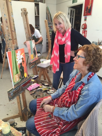 Adult Painting Classes