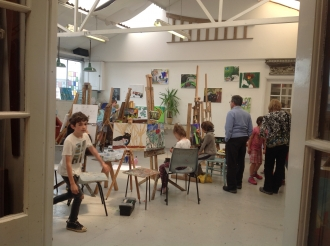 Art Club 9-14yrs