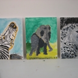 The paintings!